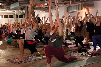 Ellery Corporate Yoga